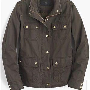 ECU J.Crew downtown field jacket